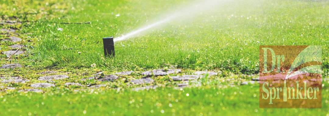 Dry Spots Call the Doctor Dr. Sprinkler Repair Utah County