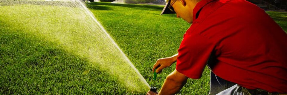 WE REPAIR UTAH COUNTY SPRINKLERS!