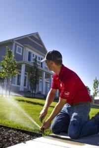 Sprinkler Install UT County