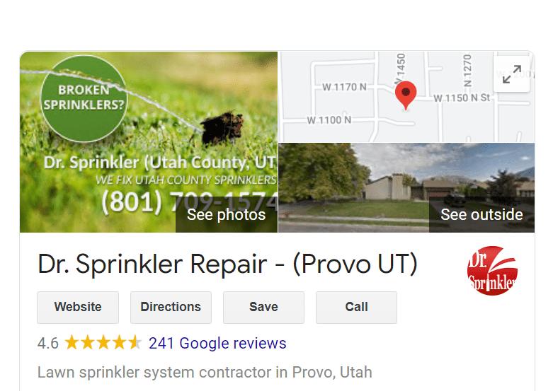 Dr. Sprinkler Master Reviews Overview